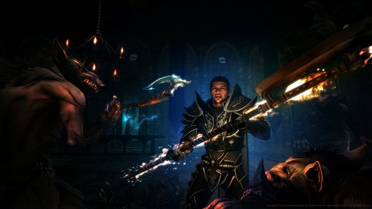 Two Worlds II : Call of the Tenebrae - Une date de sortie et des détails !