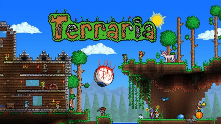 Terraria passe à la vitesse 4K sur PC