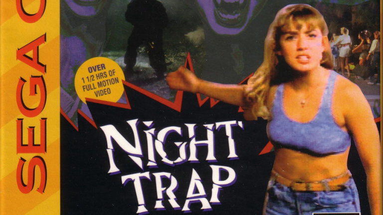 Night Trap reviendra au printemps sur PS4 et Xbox One
