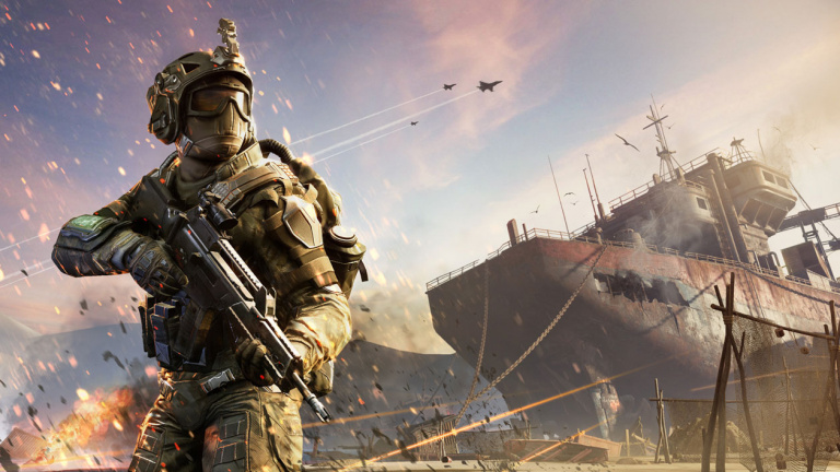 La tenue de Crysis s'invite dans Warface