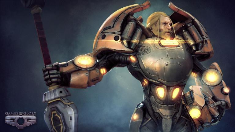 Games of Glory : la beta publique est lancée sur PC et PS4