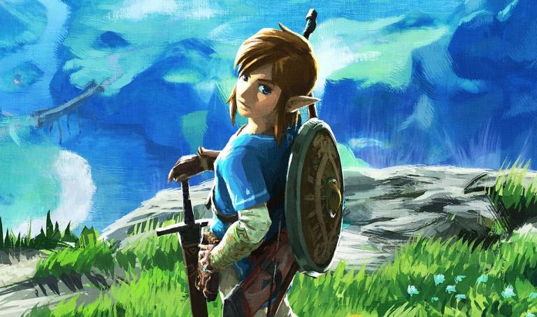 Zelda Breath of the Wild : 3,84 millions de copies vendues en mars