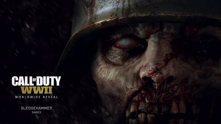 Call of Duty : WWII - Le mode Zombie confirmé
