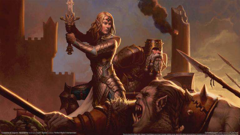 Dungeons & Dragons : Neverwinter dépasse les 15 millions d'inscrits