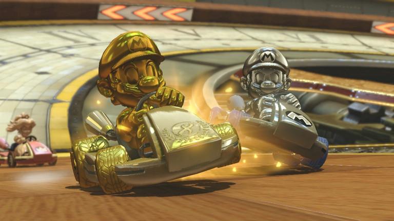 Mario Kart 8 Deluxe, tout débloquer, obtenir Mario et le kart en or... Notre guide des unlocks