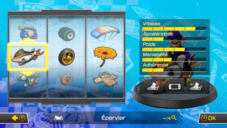 Exemples de bolides pour joueurs confirmés