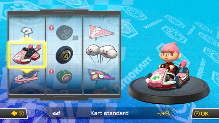 Mario Kart 8 Deluxe, meilleurs karts, statistiques cachées... Notre guide des personnages, stats et bolides