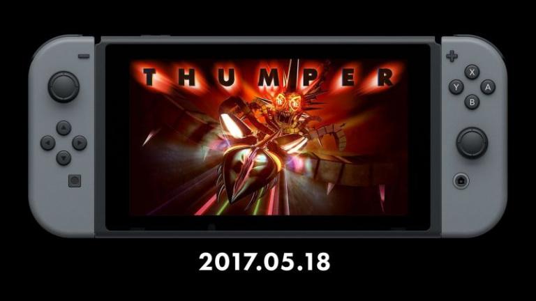 Thumper trace sa route sur Switch le 18 mai prochain