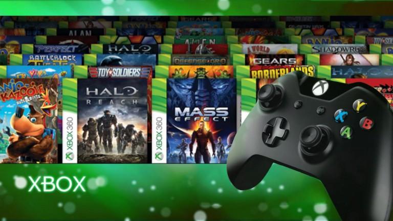 Xbox One : 5 nouveaux jeux rétrocompatibles