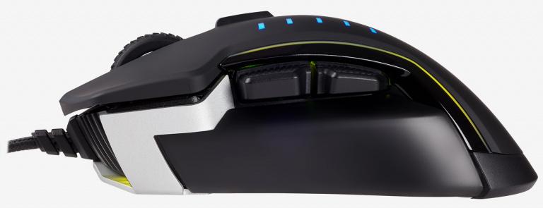 Corsair annonce la souris gamer Glaive RGB