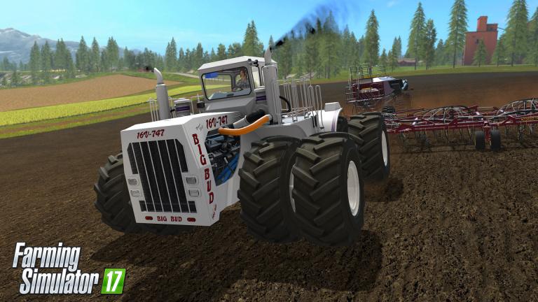 farming simulator 17 le plus gros tracteur du monde trace son sillon actualit s. Black Bedroom Furniture Sets. Home Design Ideas
