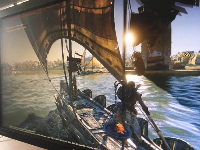 [Rumeur] Assassin's Creed Origins : Egypte antique, Méditérranée et combat naval