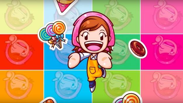 Sweet Shop annoncé sur 3DS — Cooking Mama