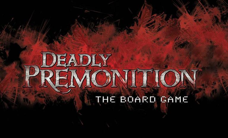Deadly Premonition : Le financement du jeu de plateau dépasse les espérances de Rising Star