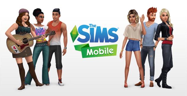 Jouer à Les Sims Mobile sur PC