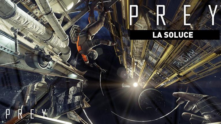 Prey : la soluce complète pour survivre aux aliens !