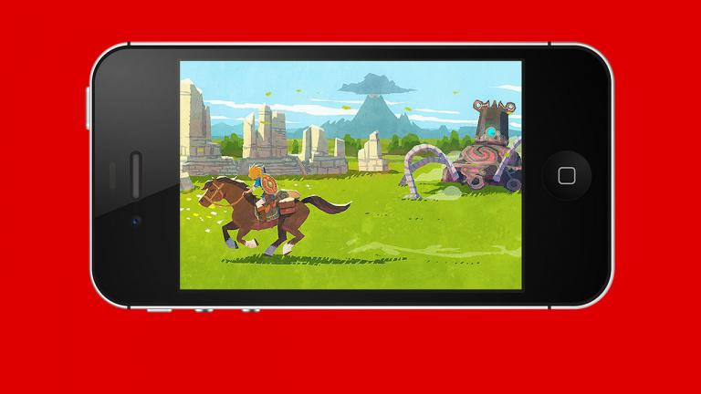 Nintendo développerait un Legend of Zelda sur mobiles