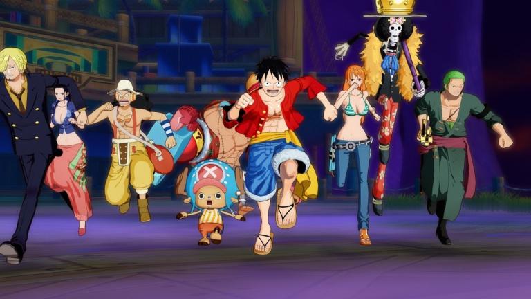 [MàJ] One Piece Unlimited World Red paraîtra cet été sur PC, PS4 et Switch