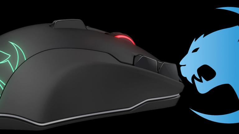 Tout le savoir faire de Roccat dans une nouvelle souris : la Leadr
