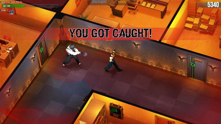 Hacktag : le jeu d'infiltration en coop en accès anticipé début juin