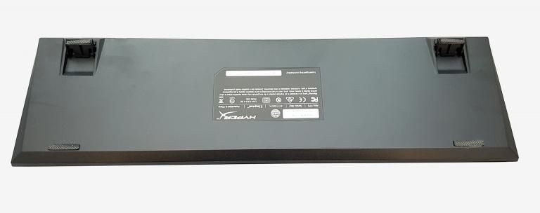 Test HyperX Alloy FPS : Un clavier pour conjuguer loisirs vidéoludiques et mobilité