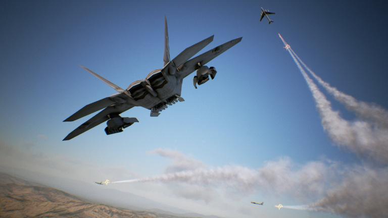 Ace Combat 7 : Skies Unknown décale sa fenêtre de sortie à 2018