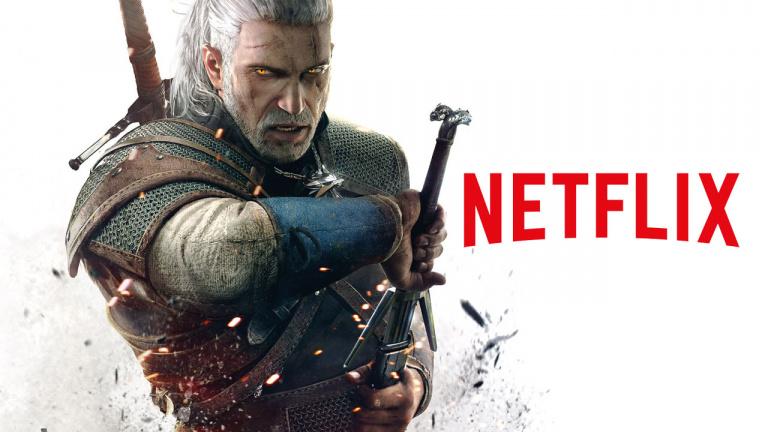 The Witcher : Une série Netflix en préparation