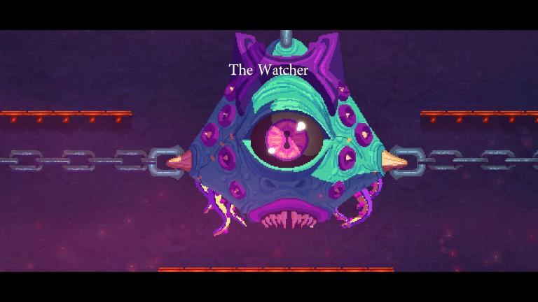 Battre The Watcher, Conjonctivus