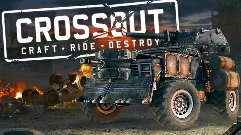 Crossout paraîtra le 30 mai 2017 sur PC, PS4 et Xbox One