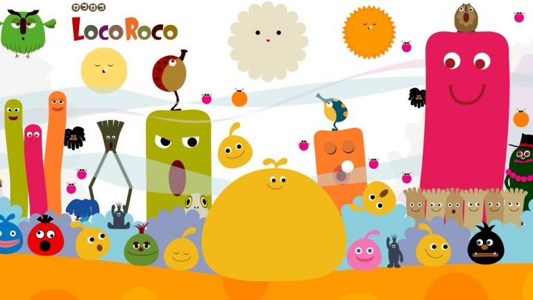 LocoRoco Remastered : L'excellence n'a pas pris une ride