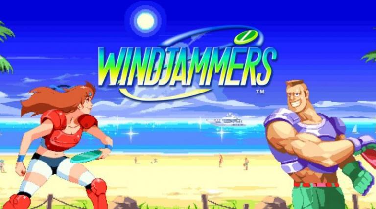 Windjammers : La bêta PS4 ouvre ses portes en juin