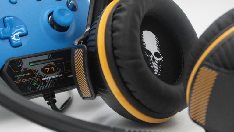 Test du casque Thrustmaster Y-350X 7.1 Powered : C'est compliqué