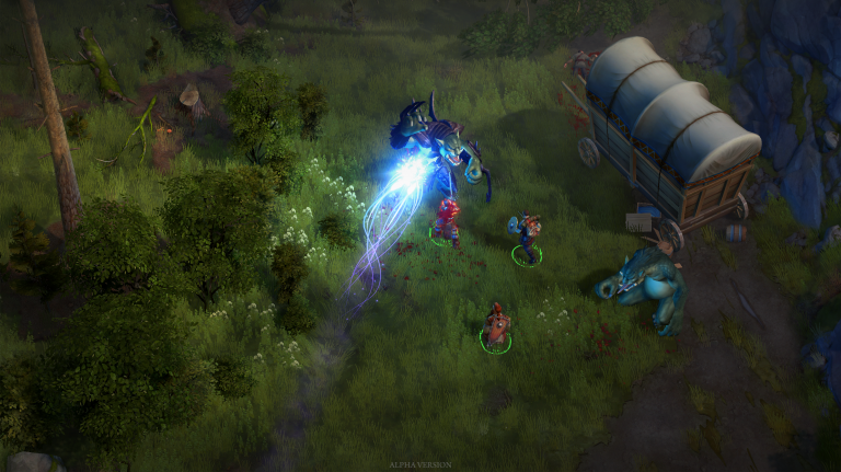Pathfinder : Kingmaker, le nouveau RPG écrit par Chris Avellone