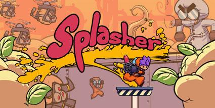 Splasher débarque sur consoles cet automne