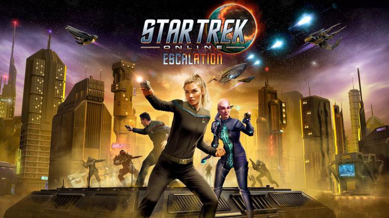 Star Trek Online : Nouvelle distribution de 500 vaisseaux Constitution Class Cruiser demain !
