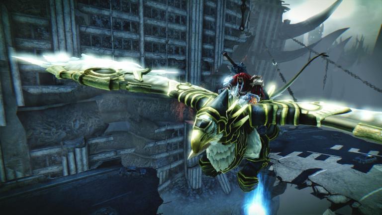 Darksiders : Warmastered Edition illustre sa version Wii U