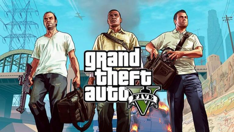 80 millions d'unités vendues pour Grand Theft Auto V — Jeu vidéo