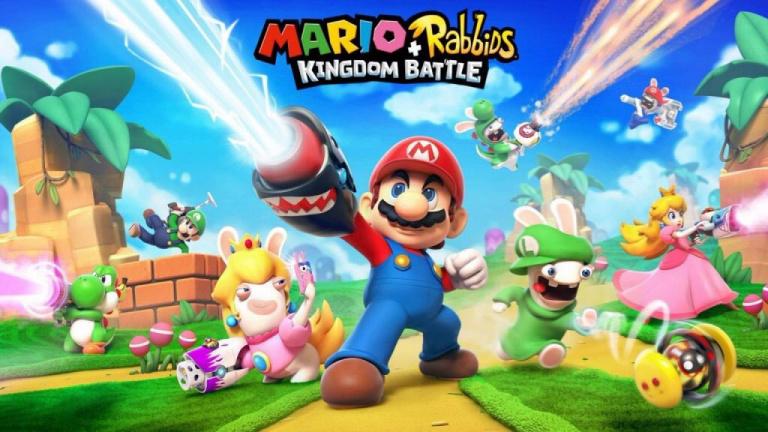 Mario + Rabbids Kingdom Battle : Un lot d'images en fuite
