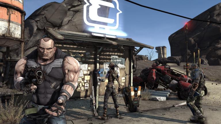 """2K (BioShock, Borderlands) continuera """"l'une de ses plus grandes franchises"""" en 2018"""