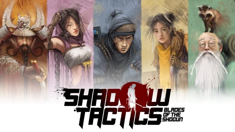 Shadow Tactics : Blades of the Shogun prend date sur PS4 et Xbox One