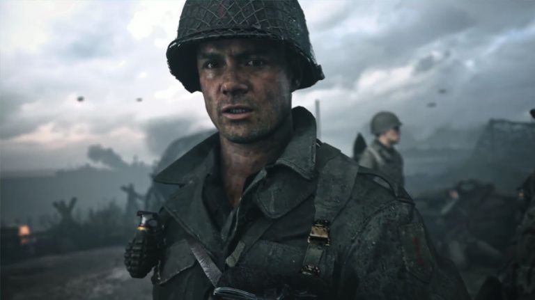 Call of Duty WW2 : sprint, histoire... quelques infos supplémentaires