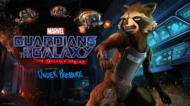 Guardians of the Galaxy - The Telltale Series : L'épisode 2 atterrit début juin