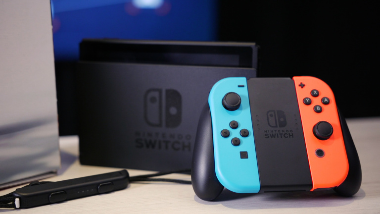 Nintendo pourrait augmenter la cadence de production de la Switch — Objectif Noël
