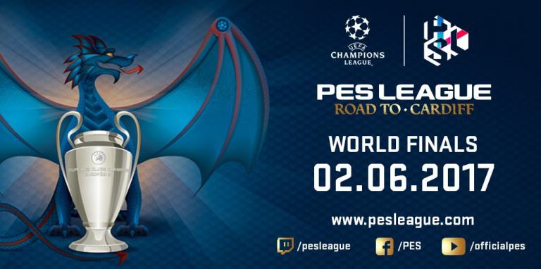 PES League Road to Cardiff : Les phases finales ce vendredi à Londres !