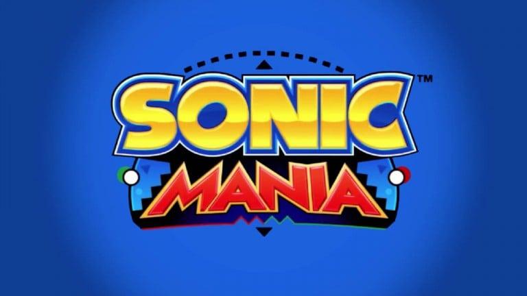 Sonic Mania : l'édition collector débarquera également sur Nintendo Switch