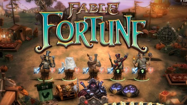 E3 : Fable Fortune sera présenté pour la première fois