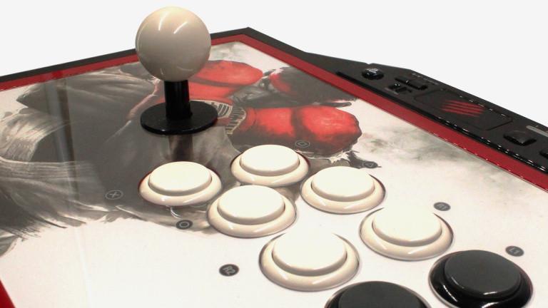 Test du Mad Catz Arcade FightStick Tournament Edition 2+ : Plus que prêt au combat