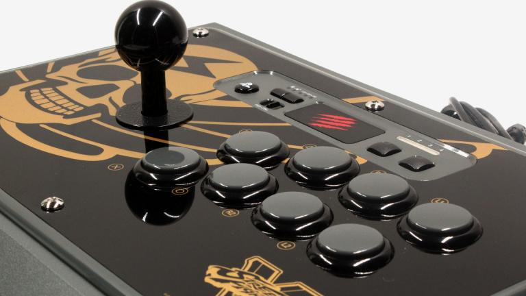 Test du Mad Catz Arcade FightStick Tournament Edition S+ : Un compromis solide, mais en fin de vie commerciale