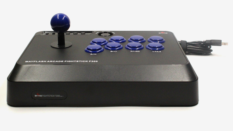 Test du Mayflash Arcade Fightstick F300