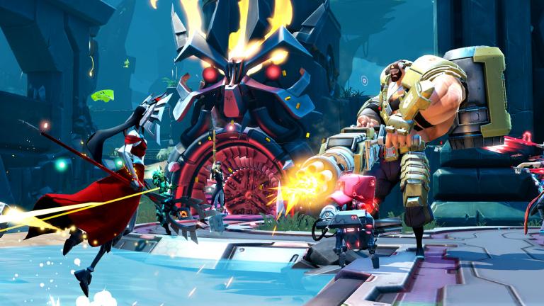Battleborn devient un simili free-to-play